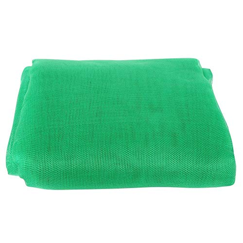TOPINCN Bird Netting Garden Anti Birds Protection Net Mesh Heavy Duty Reusable Net Cover Fly Insect Repellent Mesh Protect Plants Vegetables Fruit Trees from Rodents Birds Deer Poultry Pests(Green)