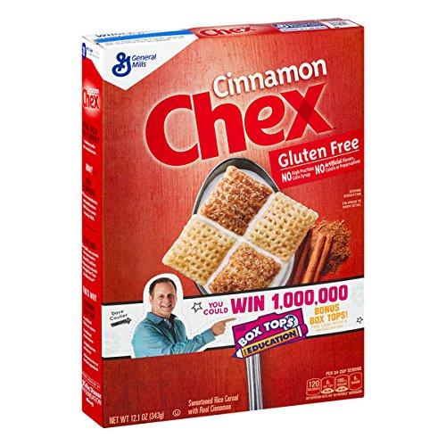 Cinnamon Chex Gluten Free Cereal 12.1 oz. Box