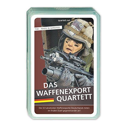 Quartett QUAI023 - Das Waffenexport Quartett