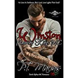 Winston: Anarchy Kings MC: He Lives In Darkness, She's Lost,  Love Lights Their Soul! (Dark Alphas MC Romance) (NorCal Chapter Book 5) (English Edition)