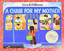 A chair for my mother teaches perseverance and determination