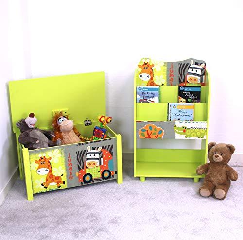 Liberty House Toys TF4802Libreria Modello Kid Safari
