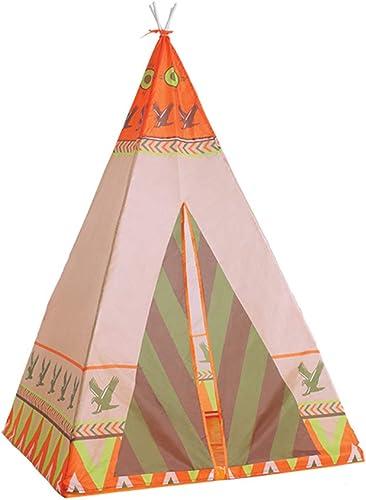 C-J-Xin Tente d'impression, Enfant Intérieur Océan Indien Balle Piscine Garçon Fille Extérieure Couture Jouet Chambre Jeu Maison 135-160 CM Tente Enfant