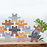 Juguetes apilables Equilibrio apiladas Building Blocks Juguetes for niños de apilamiento juego de equilibrio Building Blocks Juguetes Set for adultos niños pequeños for niños para niños pequeños