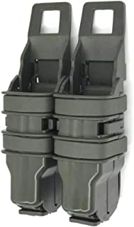 JDSMT Tactical Double Fast Pistol MAG Magazine Pouch Bag Holster