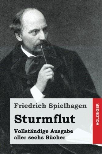 Sturmflut: Vollständige Ausgabe aller sechs Bücher