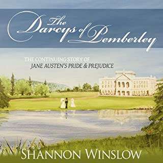 The Darcys of Pemberley audiobook cover art