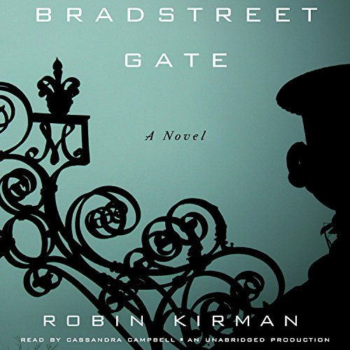 Bradstreet Gate audiobook cover art
