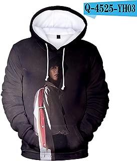 Unisex Funny 3D Print Sweatshirts with Drawstring Pocket KINDOYO Print Hoodie