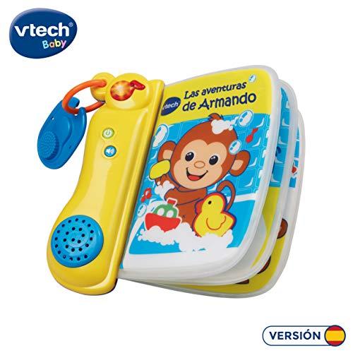 VTech VTech-80-143722 Libro Armando Aventuras 6-36 Meses (3480-143722)