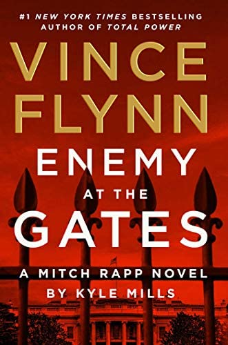 Enemy at the Gates 20 A Mitch Rapp Novel product image