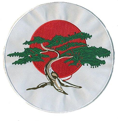 BlackBeltShop Bonsai Tree Karate Kid Patch