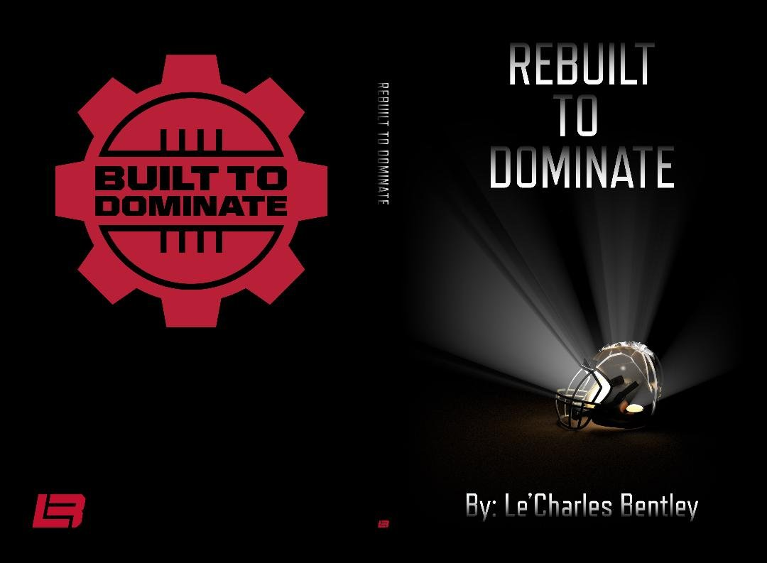 Image OfRebuilt To Dominate (English Edition)
