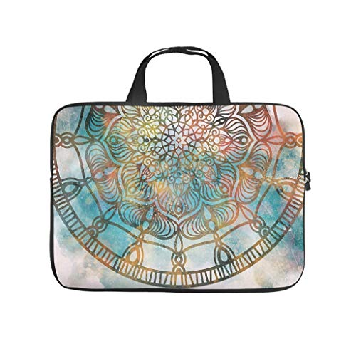 Laptop Bag Magical Anti-Static Modern Design - Laptop Bag Compatible with 13-15.6 Inch Notebook
