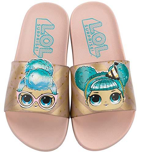 Chinelo Menina Lol Dolls Slide Grendene Kids 1-00381