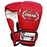 Gants de boxe junior enfants 4 oz Red sparring trainning Punching Bag pads Mitaines