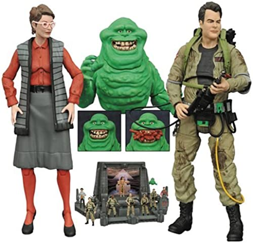 Ghostbusters Series 2 Ghostbusters w en Serie 3 Actionfiguren 3er-Set