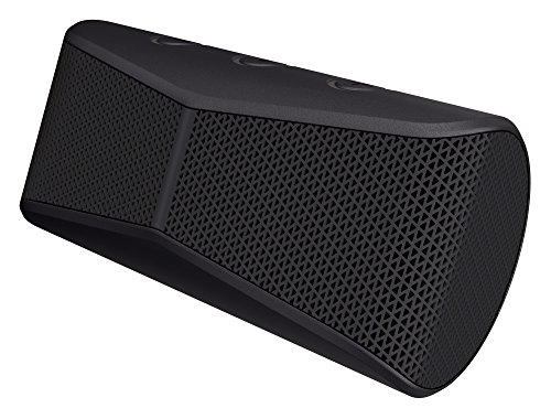 Logitech X300 Mobile Speaker - Black / Silver