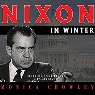 Nixon in Winter audiobook cover art