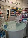 Mampara de protección anticontagio metacrilato - Mostrador, oficina, comercio, restaurante, atención... #4