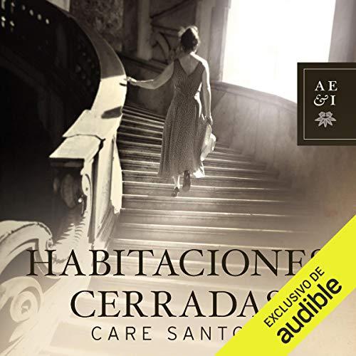Habitaciones cerradas audiobook cover art