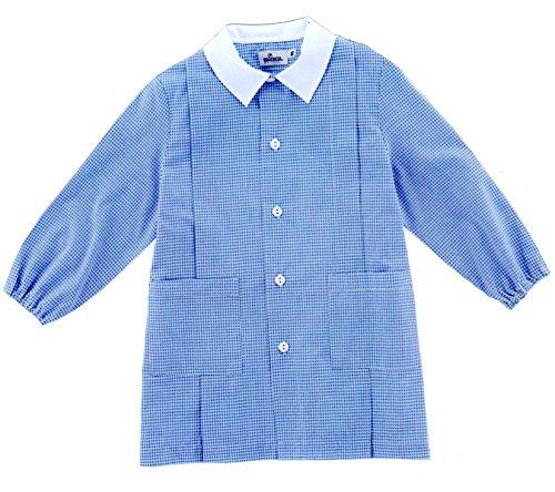 Grembiule per la scuola materna blu 3 ans / 98cm