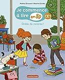 Je Commence a Lire en BD-Drôle de Rentrée - CE1
