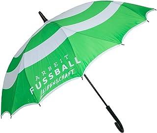 VfL Wolfsburg Arbeit Fußball Leidenschaft Regenschirm