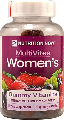 Nutrition Now Vitamin Multi Women Gummy 70 Ct