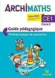 Archimaths CE1 cycle 2 : Guide pédagogique (1Cédérom)