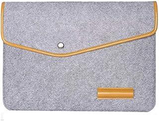 IdeaPad Duet Chromebook (10.1インチ) ケース/カバー ペン収納 スリーブ型 セカンドバッグ型 レノボ用カバン型 ファブリック フェルト素材 オシャレなバッグ型ケース/カバー かわいい おしゃれ PCタブレットケース...