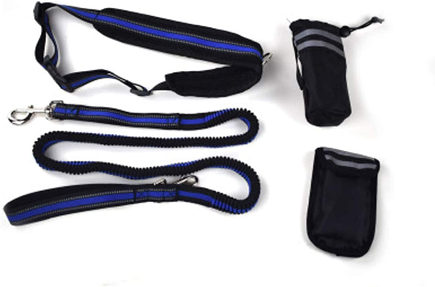 Adjustable Multifunction Nylon Reflective Pet Leash