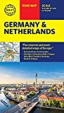 Philip s Germany and Netherlands Road Map (Philip s Sheet Maps)