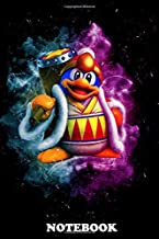 Notebook: King Dedede Is The Main Fictional And Antagonistic Char , Journal for Writing, College Ruled Size 6