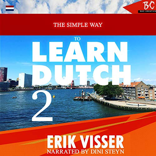 The Simple Way to Learn Dutch 2 cover art
