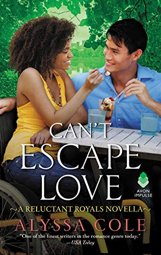 Can't Escape Love: A Reluctant Royals Novella (English Edition)