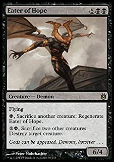 Magic: the Gathering - Eater of Hope (66/165) - Born of the Gods - Foil