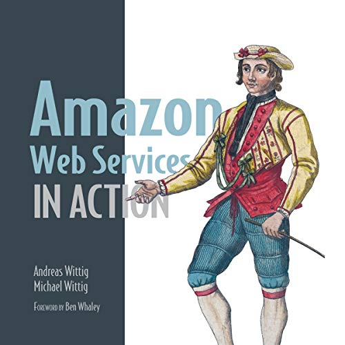 Amazon Web Services in Action audiobook cover art