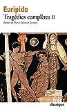 Tragédies complètes (Tome 2) de Euripide (1989) Poche