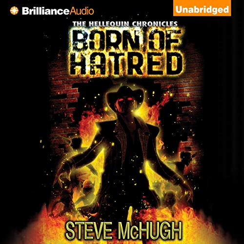 Born of Hatred cover art