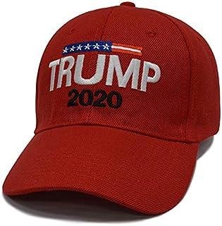 ee2f7980 Besti Donald Trump 2020 Keep America Great Cap Adjustable Baseball Hat with  USA Flag - Breathable
