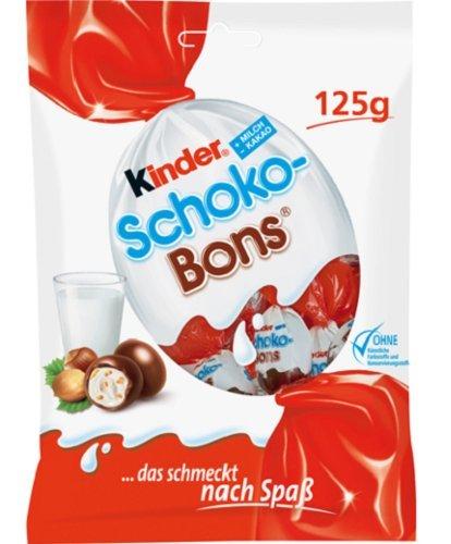 Kinder Schoko Bons 21 Stück, 125 g