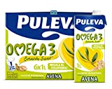 Puleva Omega 3 Leche con Avena, 6 x 1L