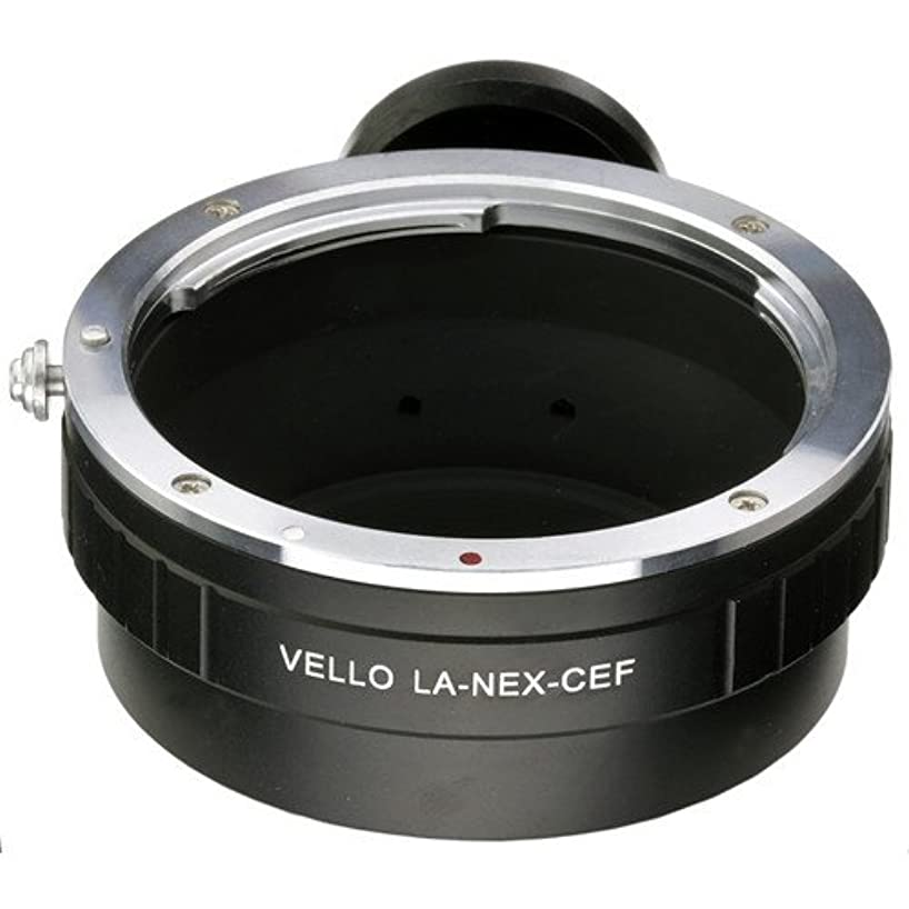 Vello Canon EF/EF-S Lens to Sony NEX Camera Adapter