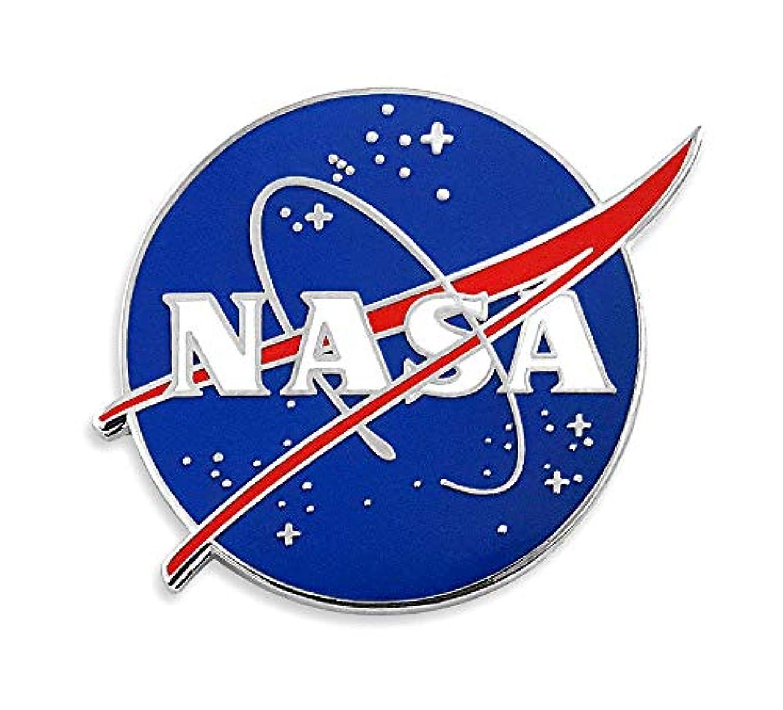 Pinsanity NASA Logo Enamel Lapel Pin
