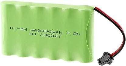 7,2V 1200mAh NiMH Akku AA RC Battery Toys Modelbau Powerbank