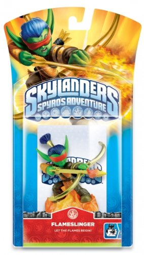 Skylanders: Spyro's Adventure - Character Pack Flameslinger (Wii/NDS/PS3/PC/3DS) (#) /PS3