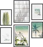 Mia Félice Moderne Wand-Bilder für das Wohnzimmer,