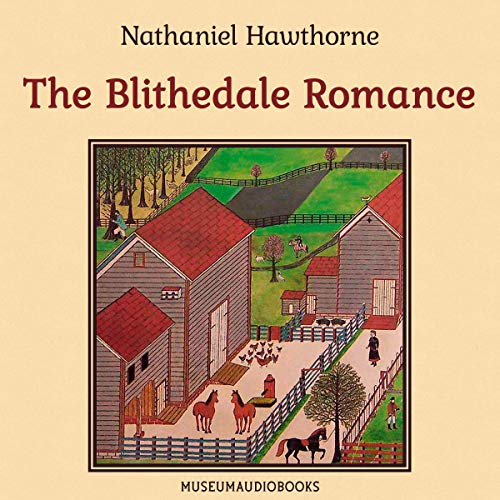 The Blithedale Romance cover art