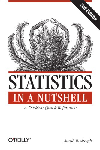 Statistics in a Nutshell: A Desktop Quick Reference (English Edition)